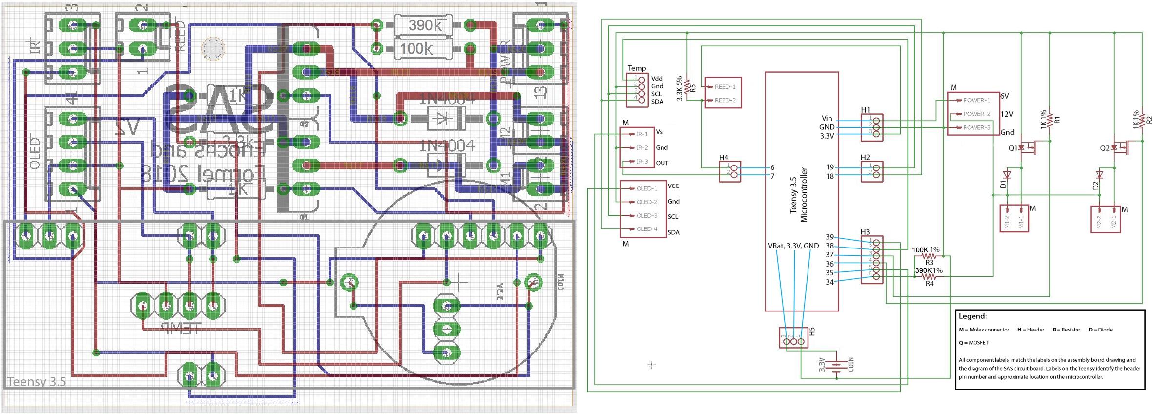Build A Sas Blue Circuit Board Label An Image