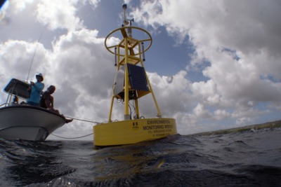 Barbados CREWS Buoy