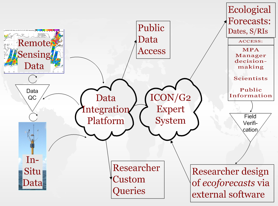 ICON Cloud for ICRC 2008
